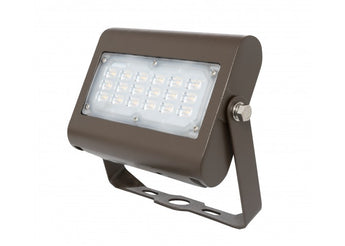 LF3 30W LED Flood Light 3 Series with Trunnion