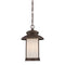 "Nuvo 62-635 Bethany 1-lt 10"" LED Outdoor Hanging Lantern"
