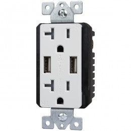 USB Receptacle - 4.8A Ultra High Speed USB Receptacle