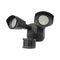 Nuvo 20W LED Dual Head Security Light with Motion Sensor, 3000K