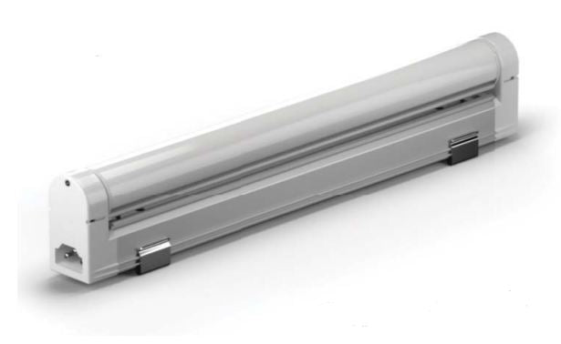 "Antares Lighting GLX109P 9-1/8"" 6W Galaxy Ultra Slim LED Light Bar"