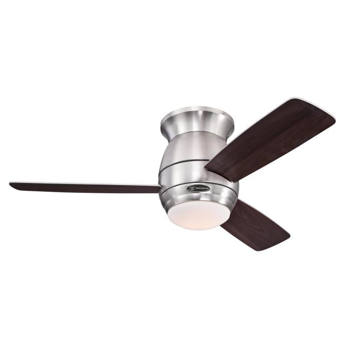 "Westinghouse Halley 44"" Indoor/Outdoor Ceiling Fan with Dimmable LED Light Kit"