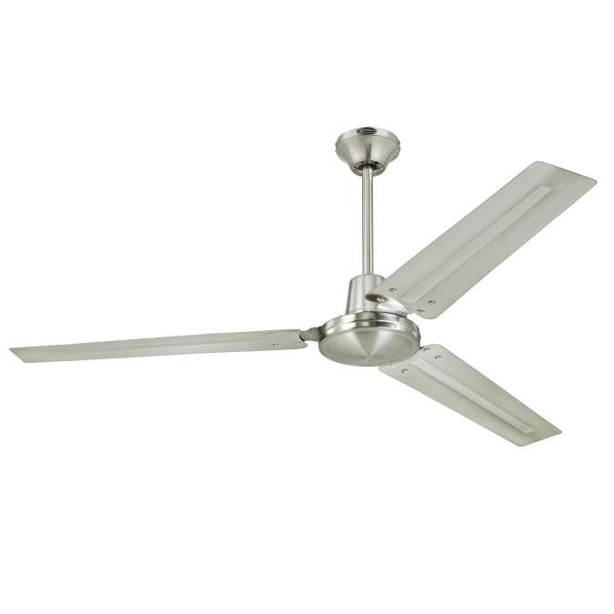"Westinghouse Industrial 56"" Ceiling Fan, Ball Hanger Installation System"