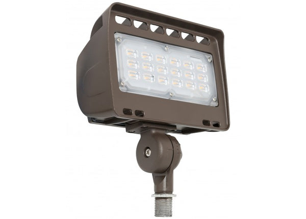 LF4 30W Architectural Series LED Flood Light with Adjustable Knuckle