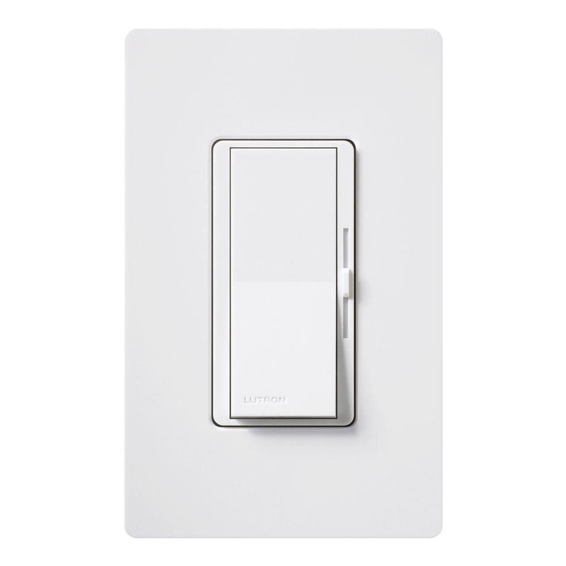 Lutron DVELV-303P Diva 300W 3-Way Electronic Low Voltage Light Dimmer
