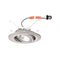 "Designers Fountain Pro 6"" LED Downlight w/ Adjustable Gimbal, 3000K"