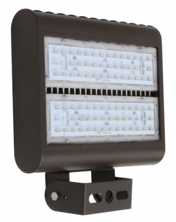 LF3 100W Flood Light with Yoke