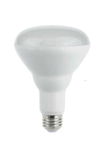 Candex M850270 9W BR30 LED Bulb, E26 Base, 3000K, Dimmable JA8