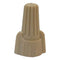 AH Lighting P12 Winged Wire Connector Tan (500/Bag)