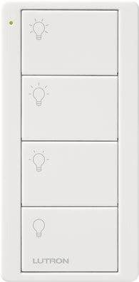 Lutron PJ2-4B Pico 4-Button Wireless Dimmer