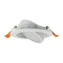 "Westgate RSL4-ADJ 4"" LED Adjustable Ultra Slim Recessed Light, 4000K"