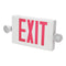 Sure-Lites APC Series Exit Sign with LED Emergency Light Heads
