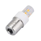 2W Miniature LED Bulb - BA15S Base, 12V