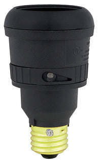 D4123 Medium Base Flood Light Sensor Socket