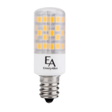 5W Dimmable Miniature LED Bulb - E12 Base, 120V