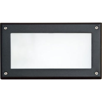 FG2000 Recessed Open Face Brick/Step/Wall Light