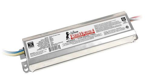 Fulham FH4-DUAL-700L Fluorescent Emergency Lighting Ballasts 90 Minutes