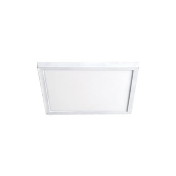 "WAC Square 7"" LED Functional Flush Mount"