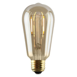 Luminance L7581-1 2W ST21 LED Filament Bulb