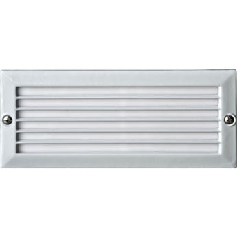 LV601 Recessed Louvered Down Brick/Step/Wall Light