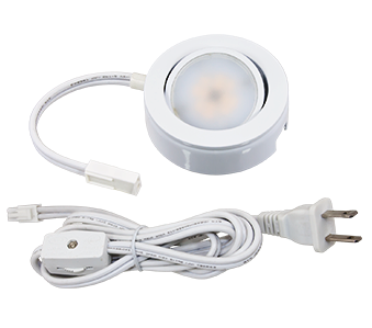 American Lighting MVP LED Puck Light - Single Puck Kit