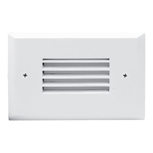 ELST97 Mini LED Step Light with Angled Louver - 120V