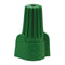 AH Lighting P9 Winged Wire Connector Green (500/Bag)