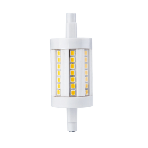 6.0W Non-Dimmable LED Bulb - R7S Base, 120V