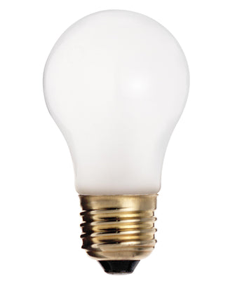 Satco S4881 40W A15 Frost Shatter Proof Incandescent Bulb