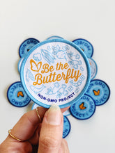 Non-GMO Butterfly Patch - Be the Butterfly