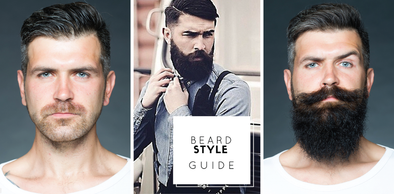 Upper Status Guide to Growing Your Beard