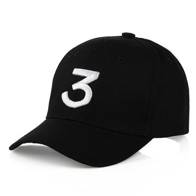 Chance 3 Dad Hat