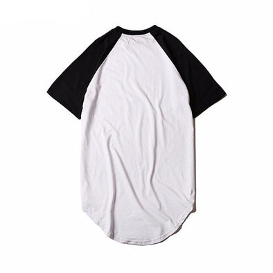 Status Tones Scoop Tee Black