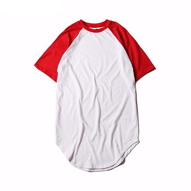 Status Tones Scoop Tee Red