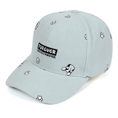 French Bull Dog Pattern Snapback