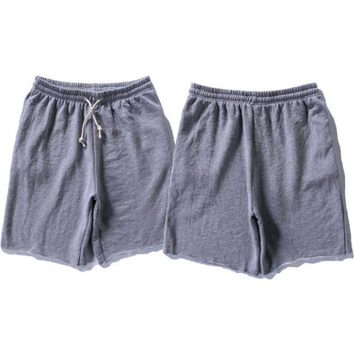Upper Status French Terry Shorts Blue