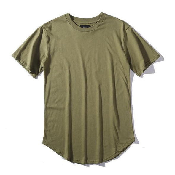 Upper Status Scoop T-shirt Olive