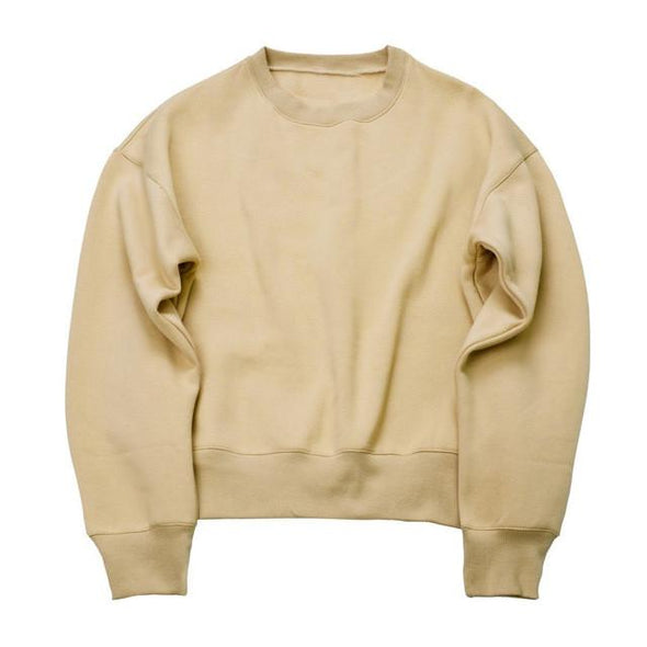 KW Drop Sweatshirt Camel