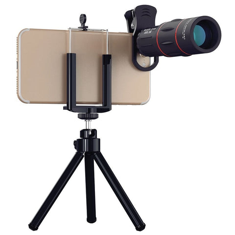 Universal 18x Telescope Optical Zoom Mobile Phone Lens For Iphone
