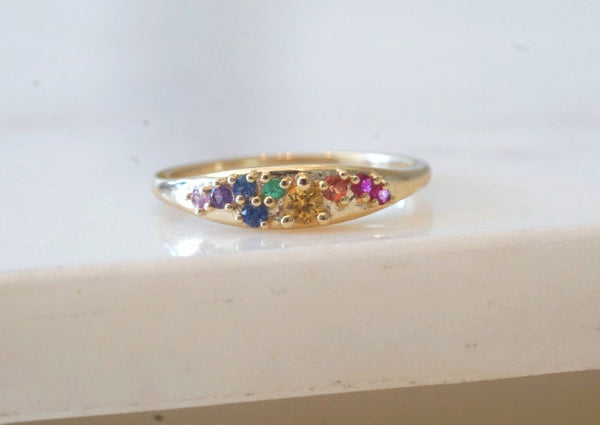 Communion Rainbow Ring
