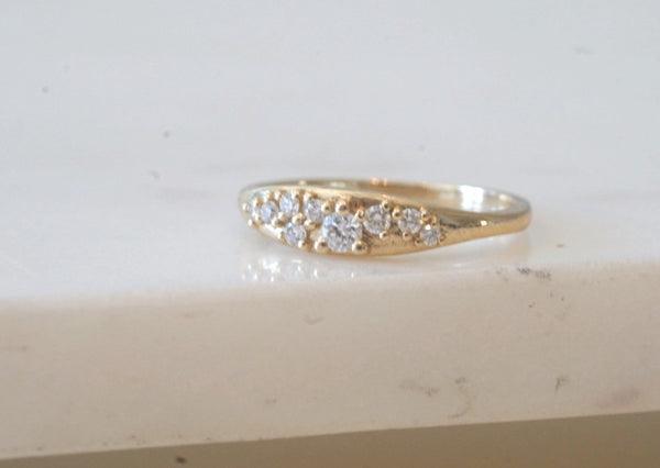 Communion Diamond Ring