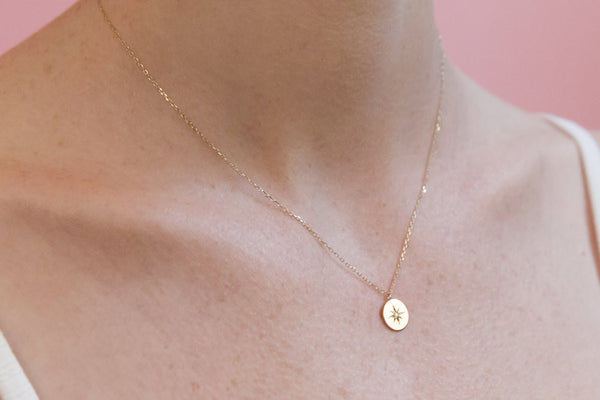 Luna Necklace | Ready To Ship