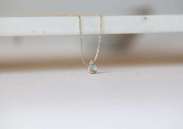 Morning Dew Necklace