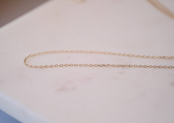 Boston Anklet