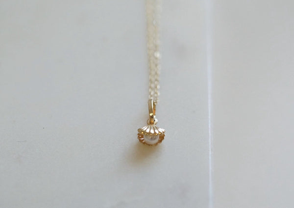 Shelly Baby Necklace