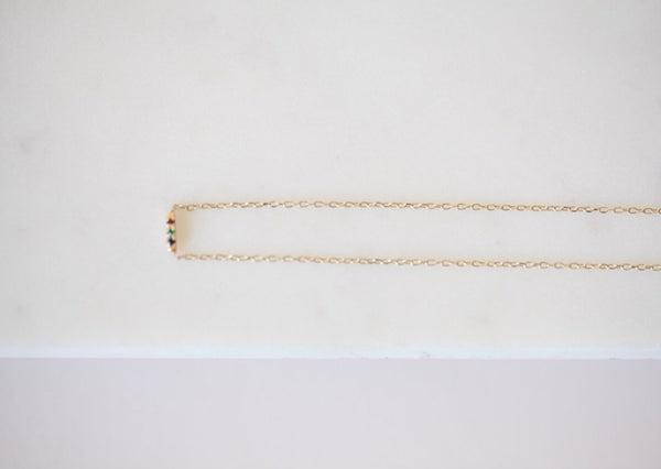 Superbloom Tic Tac Necklace
