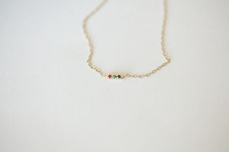 Superbloom Tic Tac Necklace | Ready To Ship