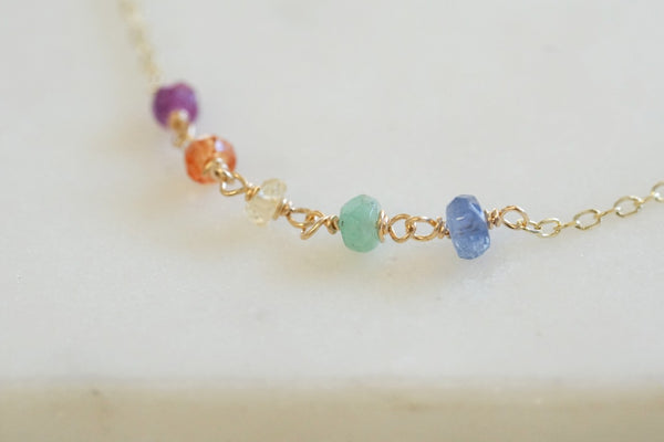 T's Rainbow Bracelet | Sample