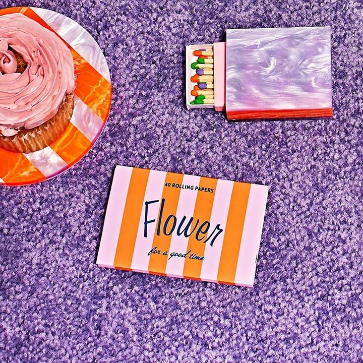 Flower by Edie Parker Rolling Papers