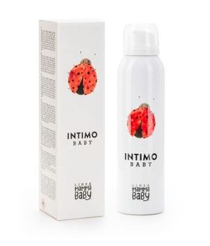 Linea Mamma Baby Intimate Care Mousse